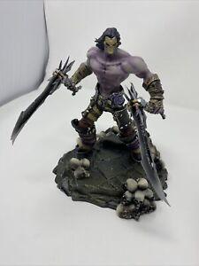 """Darksiders Apocalypse Edition Death Figurine Statue 10"""" PVC Figure"""