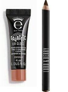 Eyeko 4ml Zodiac Lid Gloss + Lord & Berry Line/Define Glam Eye Pencil Bronze