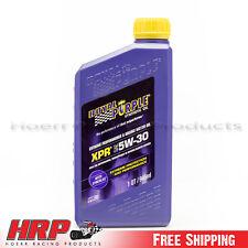 Royal Purple 01021 5W-30 XPR 3.1 - 1 Quart