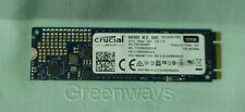 Crucial MX300 M.2 CT525MX300SSD4 525 GB Internal SSD (3D NAND, SATA, M.2 2280)