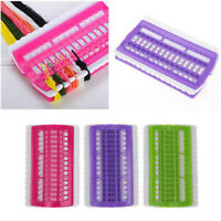 30 Slots 3 Colors Cross Stitch Needles Holder Embroidery Floss Thread Organizer