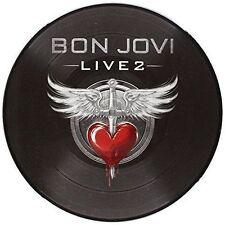 Bon Jovi - live 2 (10 Inch Picture Disc)