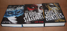 Daughter of Smoke and Bone Trilogy Vol.1,2,3 Hardcover by Laini Taylor NEW