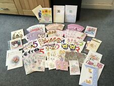 Huge Job Lot Of 100 Greetings Cards Shop Clearance