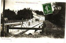 CPA   Revigny (Meuse) - Pont et Avenue de la Gare    (178295)