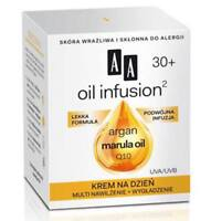 AA Oil Infusion 30+ Multi Hydration and Smoothness Argan Marula Day Cream 50ml