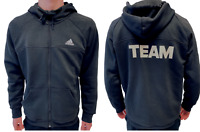 adidas Team Hoodie Black Mens Originals CF9903~RRP £45~SML~MED~LRG~XL