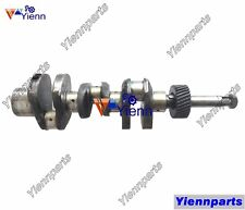 3GM30F Crankshaft Used Part Good Condition STD Size For Yanmar Marine Engine