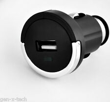4 Universal Multi-Purpose Car USB Powered Charger Adapter: Mobile Phone Mp3 Mp4