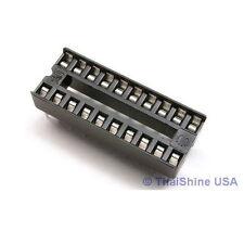 20 x 20 pin DIP IC Sockets Adaptor Solder Type Socket - USA SELLER Free Shipping