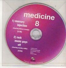 (CO240) Medicine 8, Mercury Injection - DJ CD