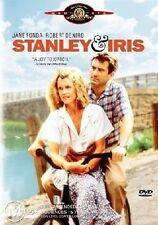 Stanley And Iris (RARE) - JANE FONDA / ROBERT De NIRO - PAL R4 DVD NEW & SEALED