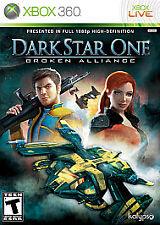 DarkStar One: Broken Alliance (LN) Complete Pre-Owned Xbox 360