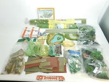 BH290-5# Konvolut H0 Landschaftsbau/Bäume etc (Noch,Brawa,Busch,Herpa,Kibri etc)