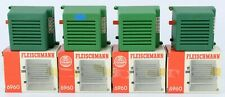 4x FLEISCHMANN HO 6960 AUTOMATIC ELECTRIC SPEED CONTROLLER NOT TESTED