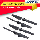 Original JJRC Foldable CW CCW  Propellers For JJRC X9 Heron RC Drone Quadcopter