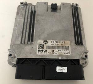 VW T5 ELECTRIC CONTROL UNIT 038906016S,0281012763
