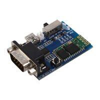 1X(RS232 5V Bluetooth Serial Adapter Communication Master-Slave modules Min Q0B5