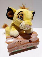 T3 Disney Baby Simba plush Lion King Bedtime Light up Log stars Cloud