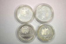 10-Euro-Gedenkmünzen der BRD aus 2006