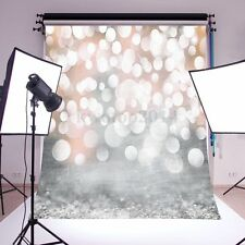 5FT Vinyl Christmas Newborn Photo Photography Background Backdrop Studio Props