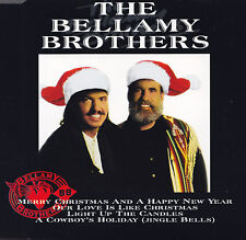 The Bellamy Brothers-Maxi-CD-Merry Christmas and a Happy New Year