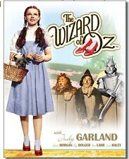 """Wizard of OZ Metal Tin Sign Movie Poster Home 16"""" X 12.5"""" Home Wall Decor New"""
