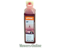 Stihl HP 2 Stroke Oil One Shot Bottle 50:1 Chainsaw Strimmer Disc Cutter 5L Mix