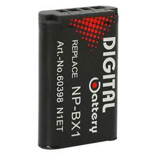 Akku NP-BX1 BX-1 für Sony Cyber-shot DSC-RX1, RX1R, RX100, RX100 II, RX100 III