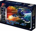 Pinblock Fusion Jet Blue 900 pcs 2 in 1 Building Toy NEW