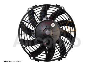"Spal Axial Fan, VA07-BP12/VLL-58S, 24v (Push) 9"" (225mm) - Genuine Product!"