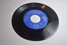 Brian King & the Mellomen (45-C101) I am what I am / One Little old kiss *Promo