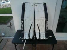 Vaughn Custom Made Goalie Pads!