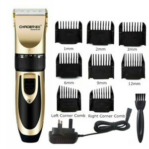 Professional Hair Clippers Electric Hair Body Trimmer Cutting Tools Shaver Razor