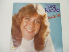 KAREN KNOWLES - LOVES US ALL - Scarce OZ LP