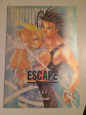 Final Fantasy VII 'ESCAPE' - Yaoi Doujinshi (Zack / 'Zax' x Cloud) by Fujinari