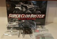 New Tamiya 1/10 R/C Super Clodbuster BLACK EDITION Clod Buster Plastic Body KIT