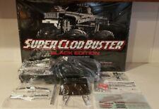 New Tamiya 1/10 R/C Super Clodbuster BLACK EDITION Clod Buster Plastic Body KIT
