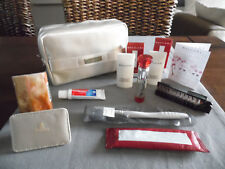 Emirates first class Bvlgari Amenity kit washbag Trousse neceser neceser