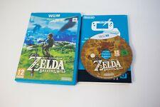 Legend of Zelda : Breath of The Wild (Wii U)