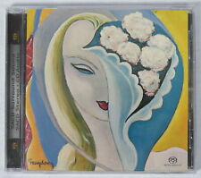 Derek And The Dominoes - Layla and...Love Songs SACD Super Audio CD D-160385 NEW