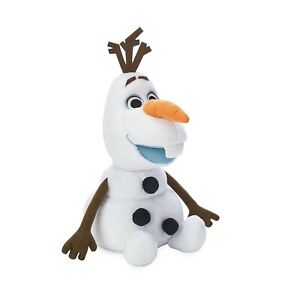 DISNEY Frozen 2 Olaf Medium Soft Toy Plush 38cm **New** Elsa