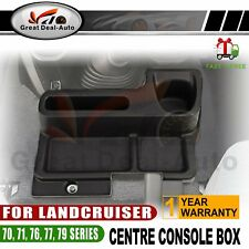 for Toyota LC70 LC71 LC76-77 LC79 Series LandCruiser Centre Console Storage Box