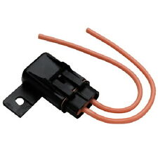 Water Tight In Line ATO or ATC Fuse Holder with 12 AWG Wire - Rated up to 30A