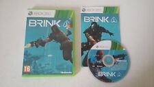 BRINK - MICROSOFT X BOX 360 - JEU XBOX 360 COMPLET