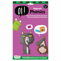 Oi Phonics - Magnetic Set - Fun daily educational activity