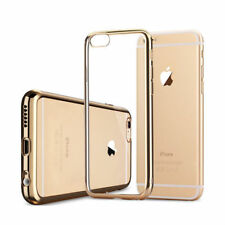 Glossy Silicone/Gel/Rubber Cases, Covers & Skins for iPhone 6s Plus