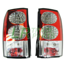 LAND ROVER DISCOVERY 3 & 4 REAR LED TAIL LIGHTS (PAIR) - NEW GENUINE QUALITY