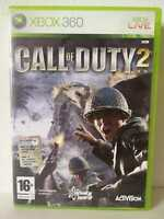 CALL OF DUTY 2 GIOCO DI GUERRA SPARATUTTO PER XBOX 360 - Italiano PAL COD