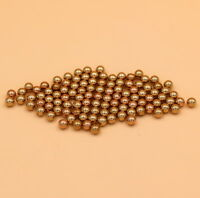 7mm 5PCS Solid Brass Loose Bearing Balls (H62)